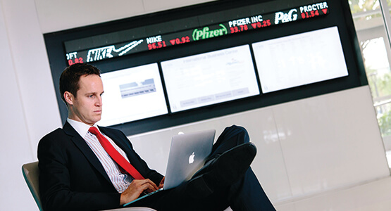 Lynn Online MBA students